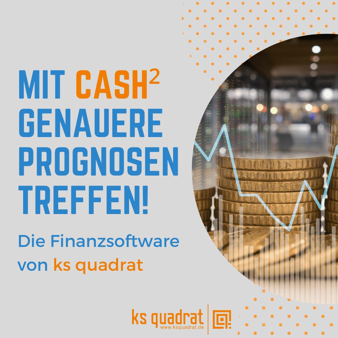 cash quadrat, die Finanzsoftware von ks quadrat