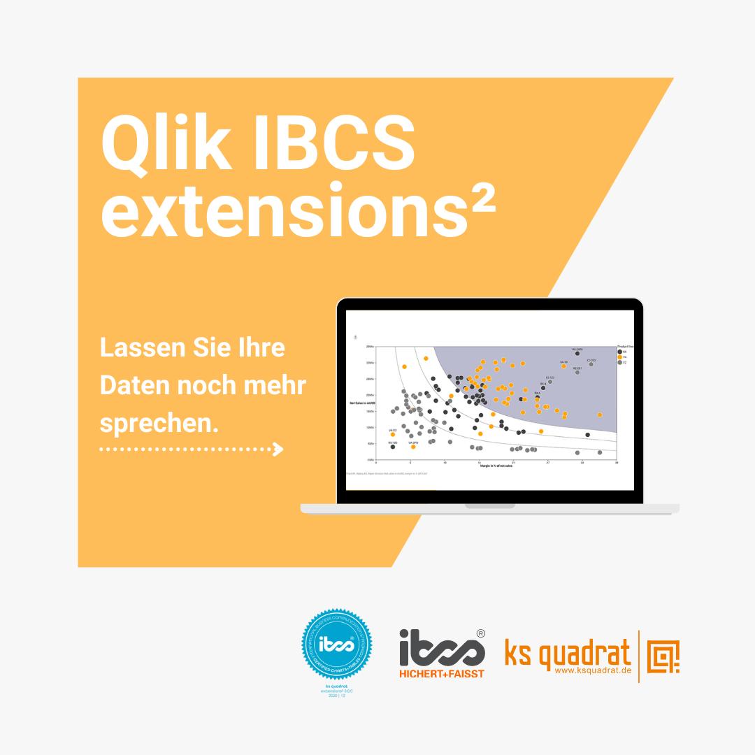 Qlik IBCS extensions²